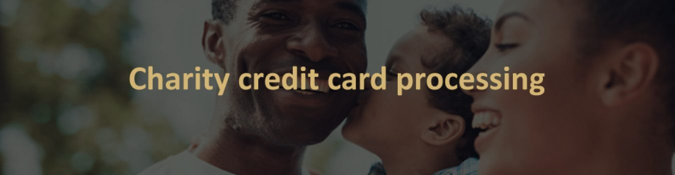 Charity Credit Card Processing