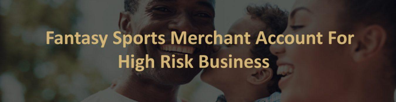 Fantasy Sports Merchant Account