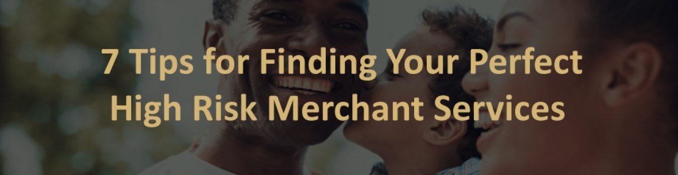 High-Risk Merchant Services