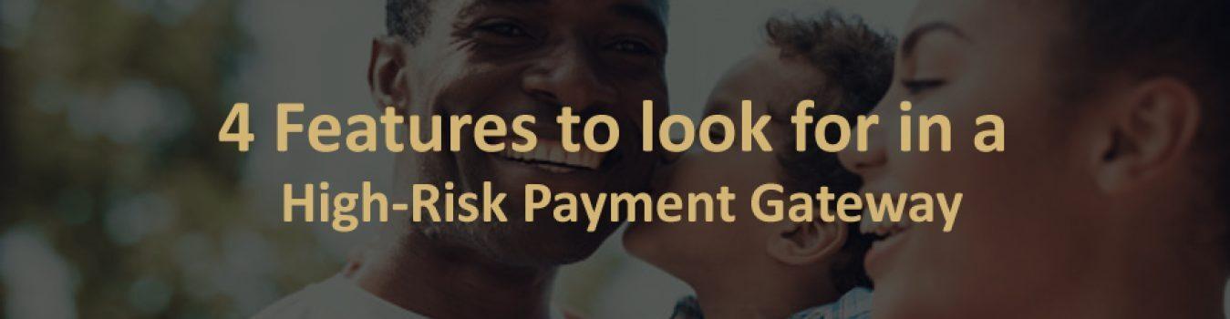 High-Risk Payment Gateway