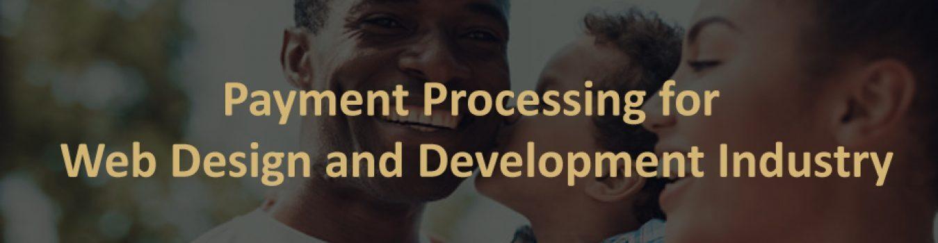 Payment Processing for web design & development