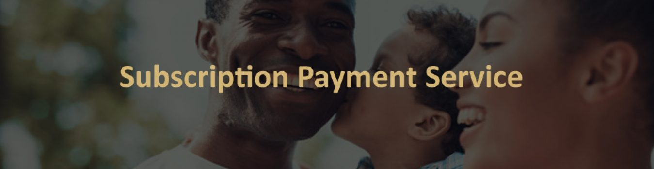 Subscription Payment Service