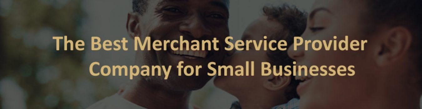 Merchant Service Provider Company